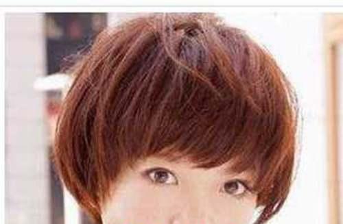短发纹理发型图片_WWW.66152.COM
