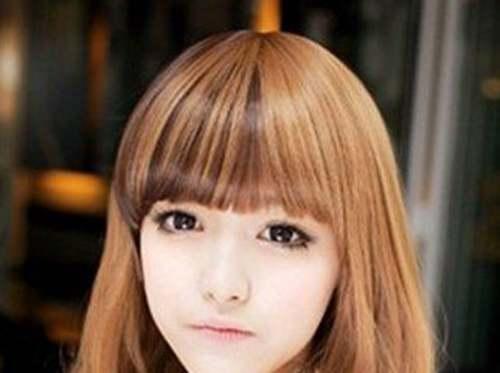 染什么颜色的头发皮肤显白_WWW.66152.COM