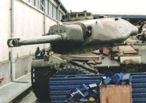 AMX主战坦克_WWW.66152.COM