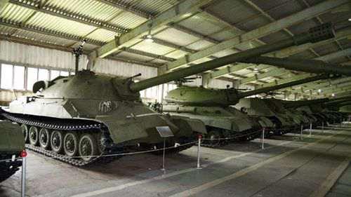 苏联工程 IS重型坦克_WWW.66152.COM