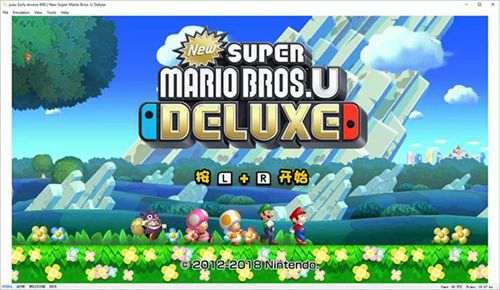 新超级马里奥兄弟U豪华版附游戏攻略_WWW.66152.COM