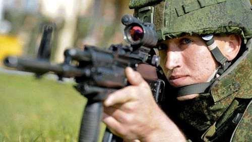 轻武器科普之AK划去AK 充满现代与西化的气息_WWW.66152.COM