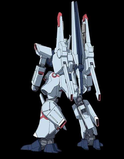 机体设定 ARX银弹 机动战士高达独角兽UC_WWW.66152.COM
