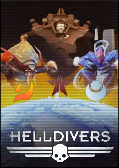 HELLDIVERS背景设定解析_WWW.66152.COM