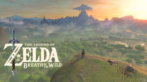 一辈子的游戏 塞尔达传说 荒野之息_WWW.66152.COM