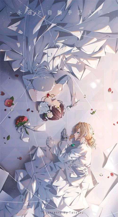 紫罗兰永恒花园 薇尔莉特美图壁纸收集_WWW.66152.COM