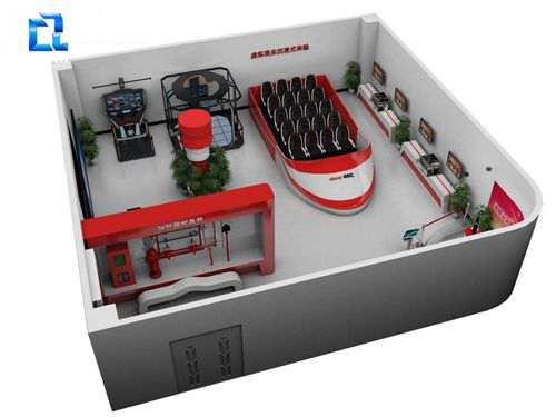 Vr消防 超酷的虚拟现实实用于消防培训_WWW.66152.COM