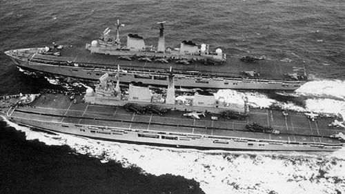 马岛战争 二战后英国规模最大的一场战争 瘦死的骆驼比马大_WWW.66152.COM