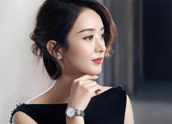 赵丽颖承认割过双眼皮_WWW.66152.COM
