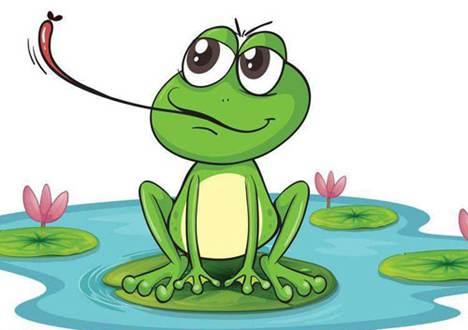 青蛙吞食时为什么要眨眼_WWW.66152.COM