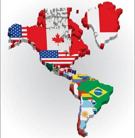 美洲到底是怎么划分的_WWW.66152.COM