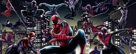 蜘蛛侠平行宇宙中有几个蜘蛛侠_WWW.66152.COM