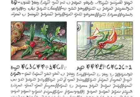 塞拉菲尼抄本讲的什么 异想世界百科全书799元/本_WWW.66152.COM