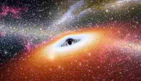 椭圆星系之谜 内部可能有外星人存在_WWW.66152.COM