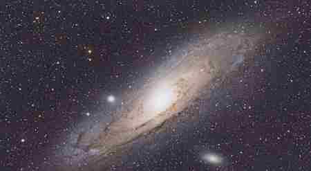 三角座星系之谜 三角座星系发现时间_WWW.66152.COM