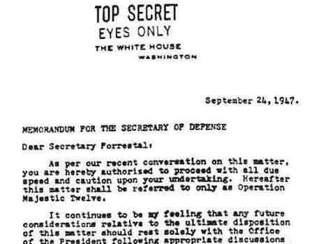美国政府隐瞒的5大绝密档案_WWW.66152.COM