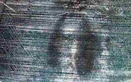 揭秘陨石断面耶稣像之谜_WWW.66152.COM