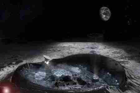 月球上的三眼女尸曾真实身份揭秘_WWW.66152.COM