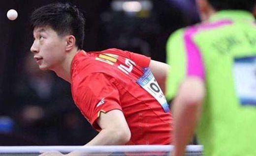 2017乒乓球亚锦赛爆冷_WWW.66152.COM
