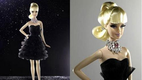 世界上最贵的芭比娃娃多少钱_WWW.66152.COM
