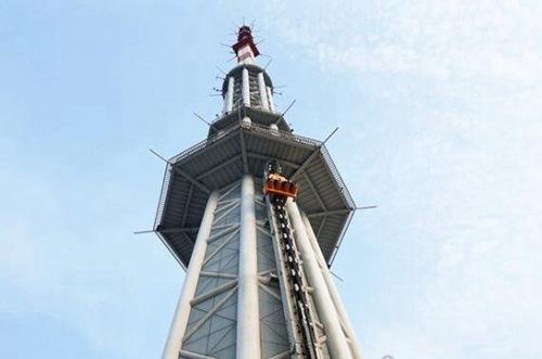 世界上最高的跳楼机有多高_WWW.66152.COM