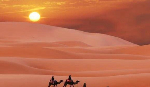 世界上最大的沙漠有多大_WWW.66152.COM