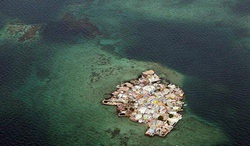 世界上人口最密集的岛_WWW.66152.COM