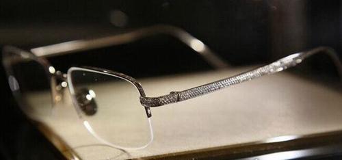 世界最贵的眼镜多少钱_WWW.66152.COM