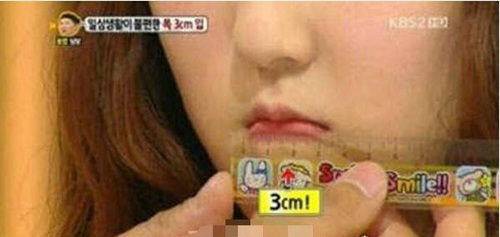 嘴巴小的人图片_WWW.66152.COM