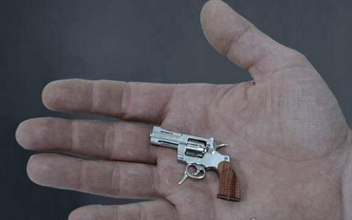 世界上最小的手枪_WWW.66152.COM