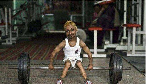 世界上最小的健身教练_WWW.66152.COM