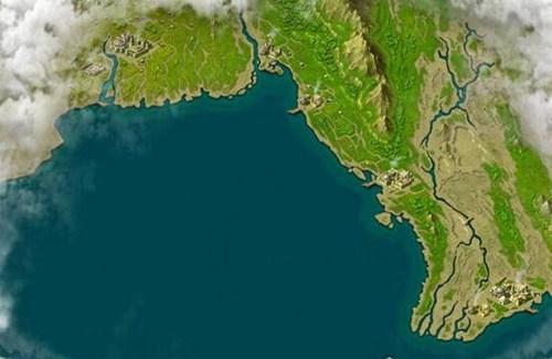 世界上最大的海湾_WWW.66152.COM