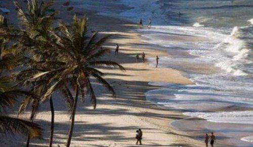 世界上最长的沙滩255千米_WWW.66152.COM