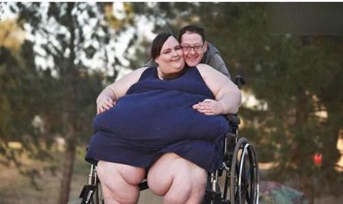 吉尼斯纪录世界上最胖的人(最胖1450斤)_WWW.66152.COM