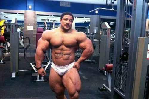 全球十大肌肉男巨兽_WWW.66152.COM