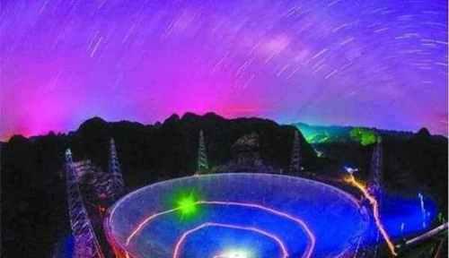 中国天眼发现外星人_WWW.66152.COM
