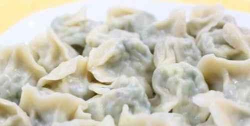 如何做白菜豆腐馅的饺子_WWW.66152.COM