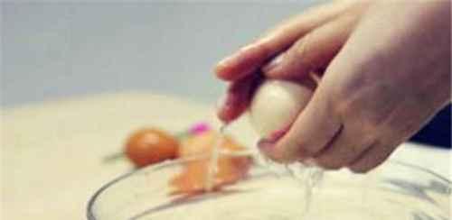 开水冲鸡蛋的做法_WWW.66152.COM