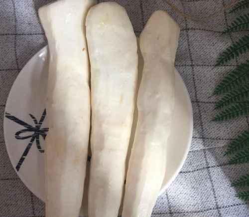 如何做野生山药炒肉才好吃?_WWW.66152.COM