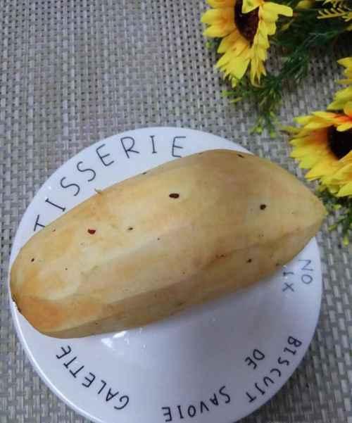 怎样做美味的红薯芝麻球_WWW.66152.COM