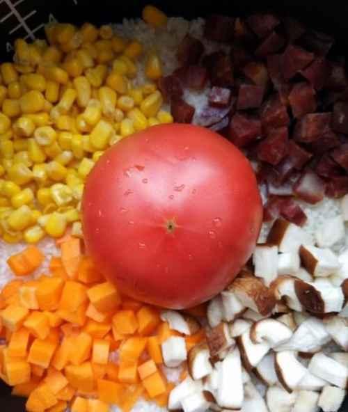 怎样做爆红网络的番茄饭_WWW.66152.COM