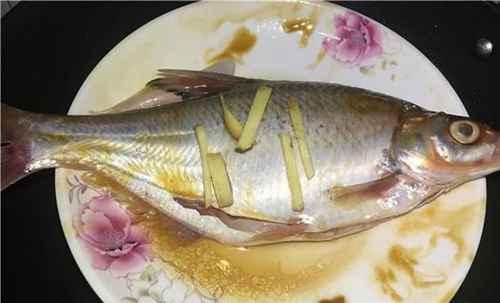 蚝油清蒸鳊鱼的家常做法_WWW.66152.COM