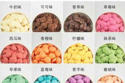 节日必送小礼物—DIY自制巧克力_WWW.66152.COM