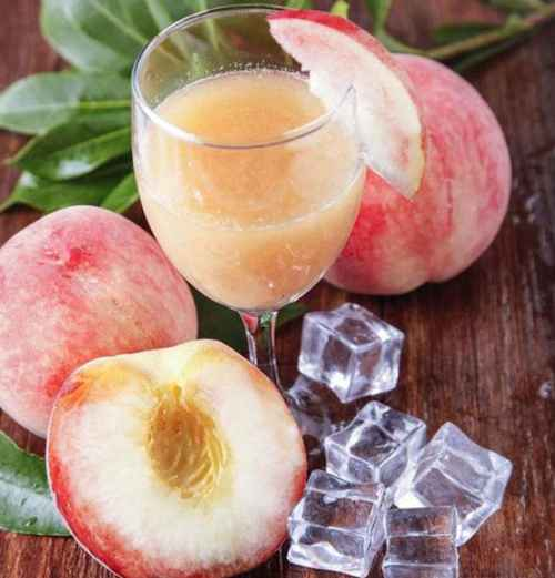 桃汁怎么做?家常桃汁的做法是怎样的?_WWW.66152.COM
