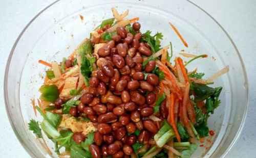 鲜族风味拌花菜的家常做法_WWW.66152.COM