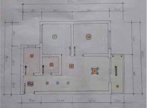 室内设计图纸基本流程_WWW.66152.COM