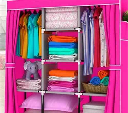 如何挑选折叠衣柜,折叠衣柜哪个好_WWW.66152.COM