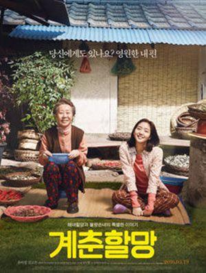 季春奶奶 尹汝贞金高银主演电影什么时候上映 上映时间_WWW.66152.COM