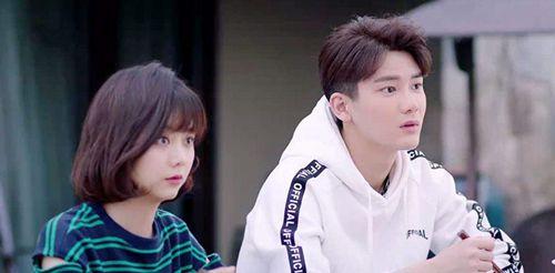 """谭松韵熊梓淇是恋人吗,为何称他们两个为""""白云夫妇""""_WWW.66152.COM"""